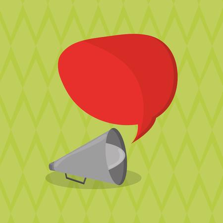 communication concept: communication concept with icon design,