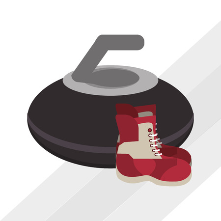 winter sport: winter sport concept with icon design,