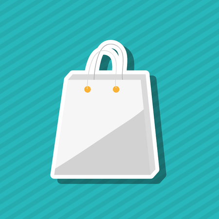 Shopping concept with icon design,