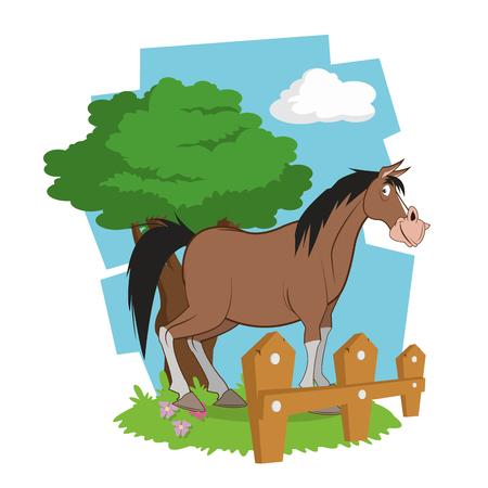 concepto de la granja con el diseño de los animales icono, ilustración vectorial eps 10 gráfico Ilustración de vector