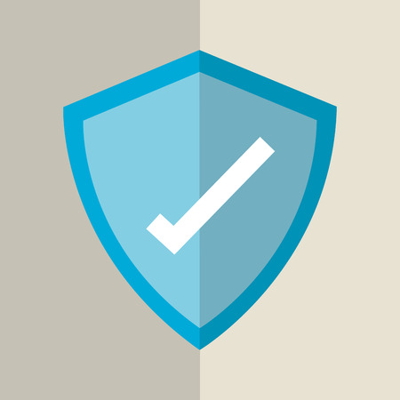 Cyber Security Antivirus concept with icon design, vector illustration 10 eps graphic.
