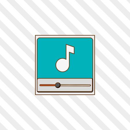 interface scheme: Responsive web design concept with icon design, vector illustration 10 eps graphic Illustration