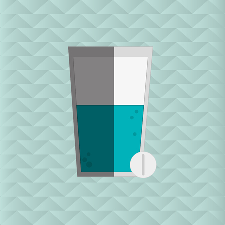 sleeping pills: Resting and sleep concept with icon design, vector illustration 10 eps graphic