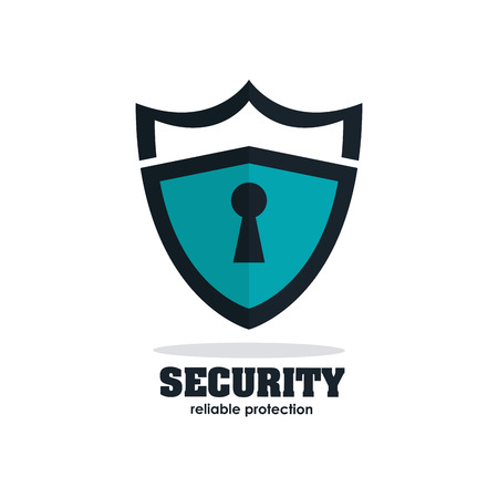 fatal: Security concept with icon design, vector illustration 10 eps graphic.