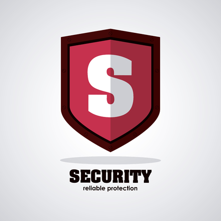 detected: Security concept with icon design, vector illustration 10 eps graphic.