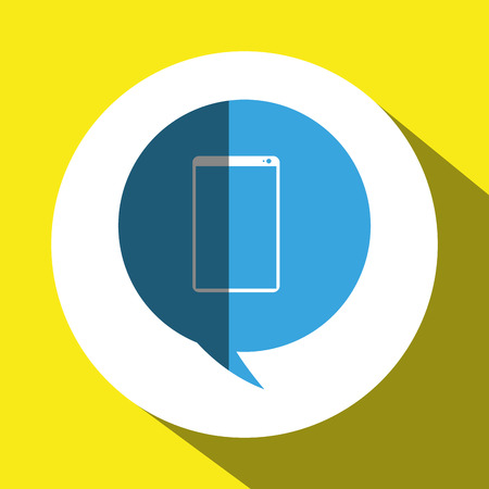 media network: Social media concept with icon design, vector illustration 10 eps graphic. Illustration