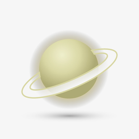 orbital: planet concept with icon design, vector illustration 10 eps graphic.