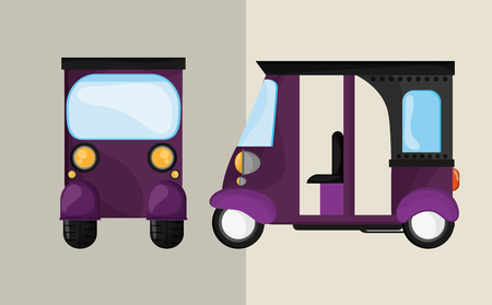 fast driving: Transportation concept with icon design, vector illustration 10 eps graphic.