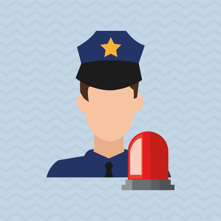 Concept de sécurité avec design d'icône, illustration vectorielle illustration 10 eps.