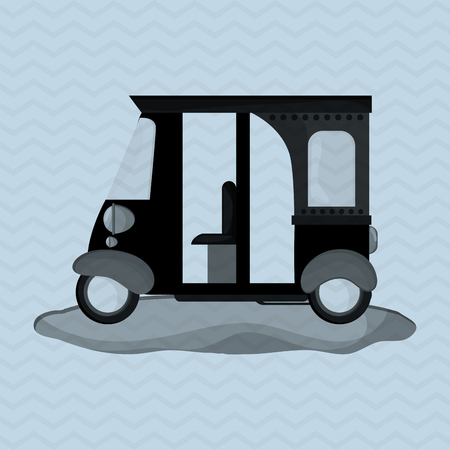 automotive industry: Transportation concept with icon design, vector illustration 10 eps graphic.
