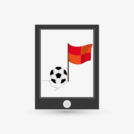 sportive: Sport concept with icon design, vector illustration graphic.
