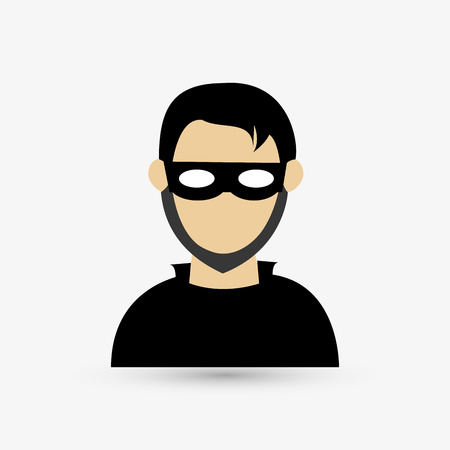 detected: Security system concept with icon design, vector illustration 10 eps graphic. Illustration
