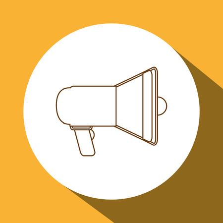 communication concept: Communication concept with icon design, vector illustration 10 eps graphic Illustration