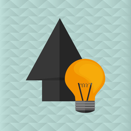 profitability: Communication concept with icon design, vector illustration 10 eps graphic. Illustration