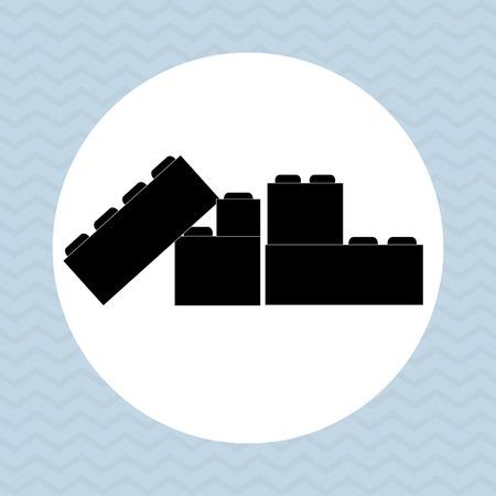 アイコンのデザイン、ベクトル図 10 eps グラフィックでおもちゃの概念。