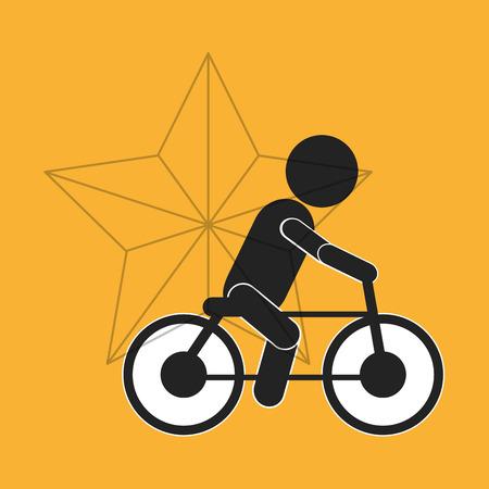 competitors: Success concept with icon design