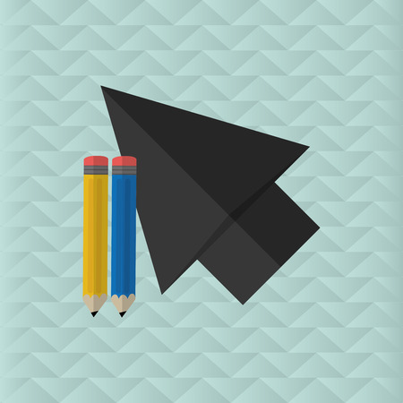 cursor: Cursor concept with icon design