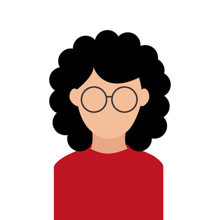 associates: Businesspeople concept with icon design, vector illustration 10 eps graphic. Illustration