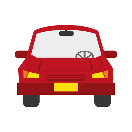 transporter: transportation concept with icon design, vector illustration 10 eps graphic.