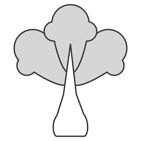 turnip: simple flat design whole turnip with leaves icon vector illustration