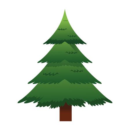 design plat pin icône illustration vectorielle