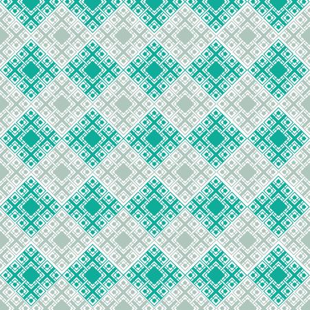 geometrical pattern: flat design geometrical pattern background vector illustration