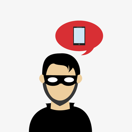 malware: hacker thinking about cellphone system security design