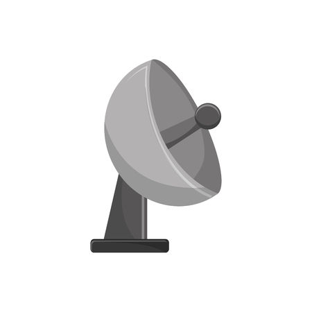 Antenna Icon. Signal Broadcast Internet And Technology Theme ...