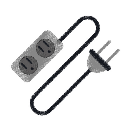 ed electric extension cord cable and plug