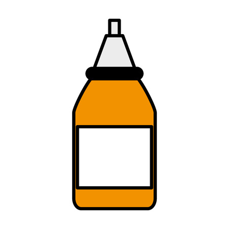 Medicine jar icon. Medical health care hospital and emergency theme. Isolated design. Vector illustration
