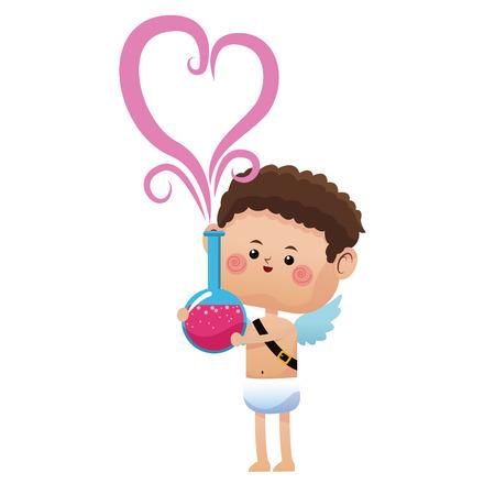 elixir: cute cupid valentine day elixir love