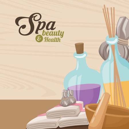 aroma therapy: spa beauty and health towel aroma therapy herbal