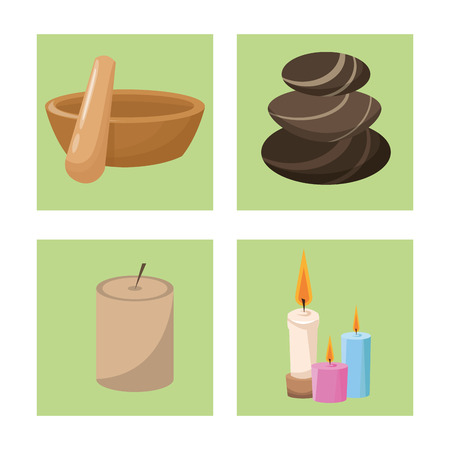 flower bath: set spa wellness care health treatment