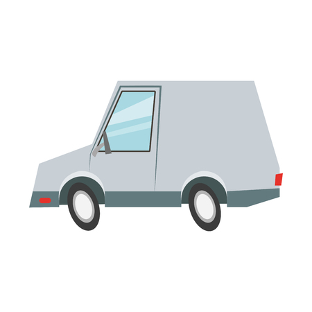 Car icon. Automobile transportation and vehicle theme. Isolated design. Vector illustration