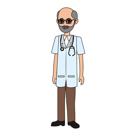 medical doctor icon image vector illustration design Illustration
