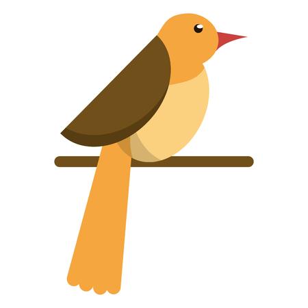bird dove fauna fly icon