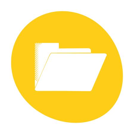 folder file document archive icon color