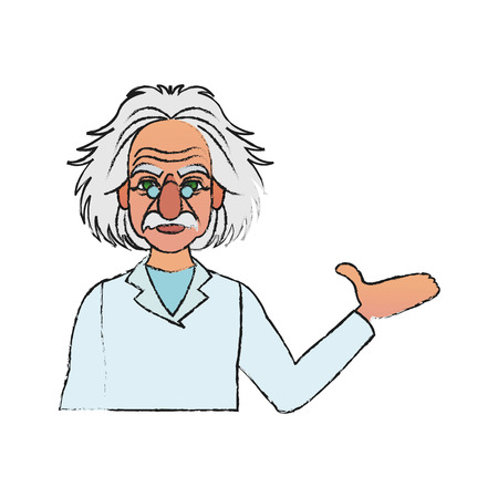 professor icon image vector illustration design