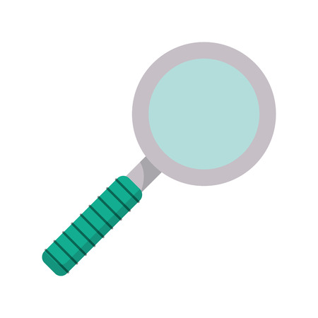 eps vector icon: search mind innovation discovery icon vector illustration eps 10
