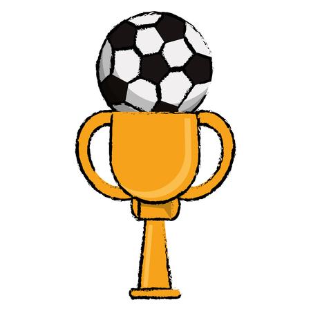 merit: soccer award cup sport win