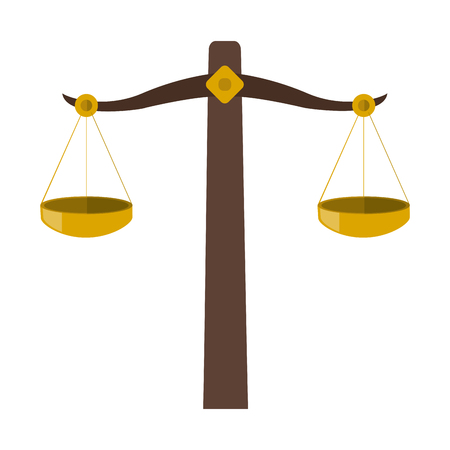 civil rights: lady or blind justice icon image vector illustration design