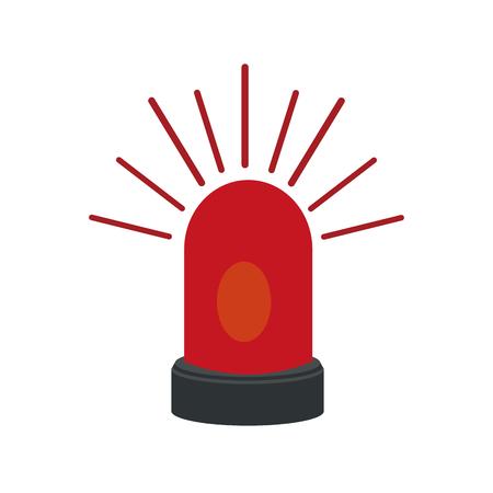 security system warning safety data vector illustration Illustration