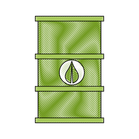 solarpower: drawing green energy alternative ecological concept vector illustration