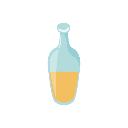 bottle oil spa aroma product therapy vector illustration Illustration