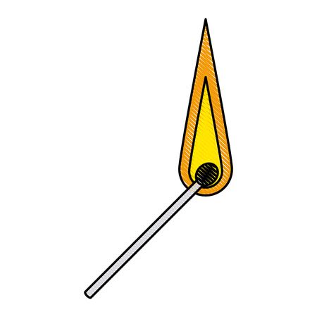 spa incense sticks aromatherapy fragance image vector illustration Illustration