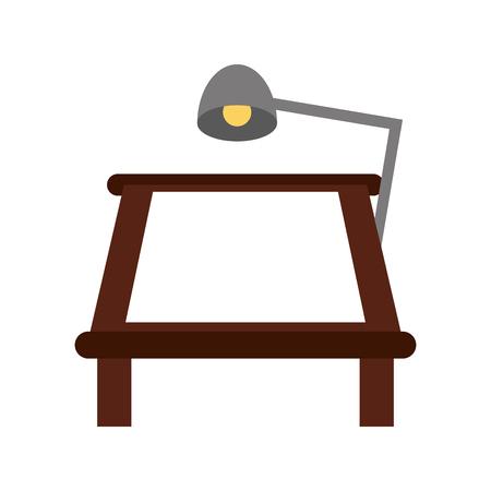 도면 또는 드로잉 테이블 편지지 도구 아이콘 이미지 벡터 일러스트 레이 션 디자인