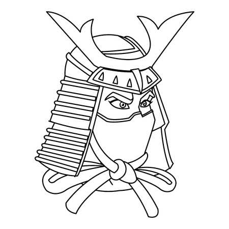 2060 Samurai Armor Stock Illustrations Cliparts And Royalty Free