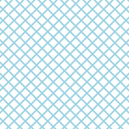 seamless pattern. modern stylish texture. repeating geometric ornament vector illustration Illustration