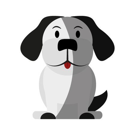 dog house pet icon image vector illustration design