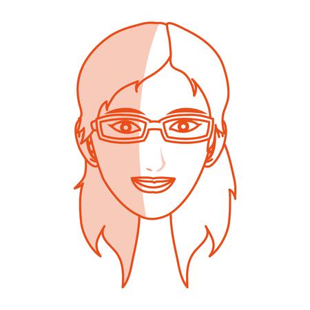 girl sport illustration cartoon icon design graphic vector shadow Illustration